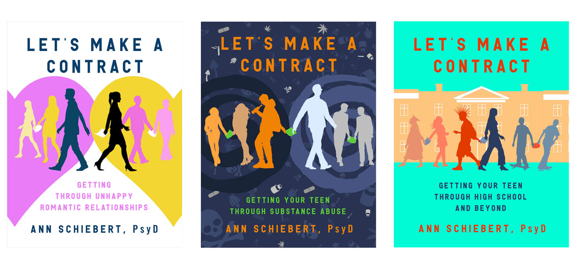 Let's Make a Contract Book Series