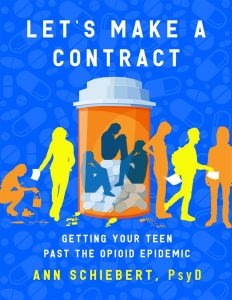 Let's Make a Contract book cover - Opioid Epidemic